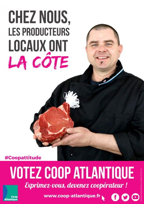 Votez Coop Atlantique : Les producteurs locaux ont la cote