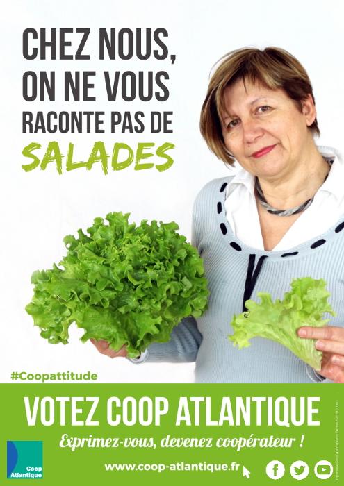 Votez Coop Atlantique : On ne vous raconte pas de salades