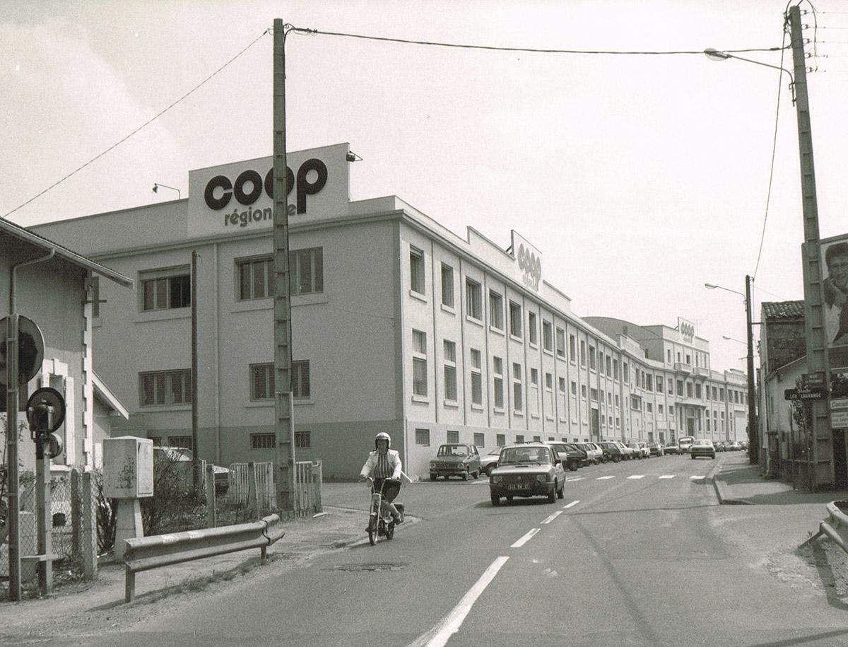 Siège social en 1978
