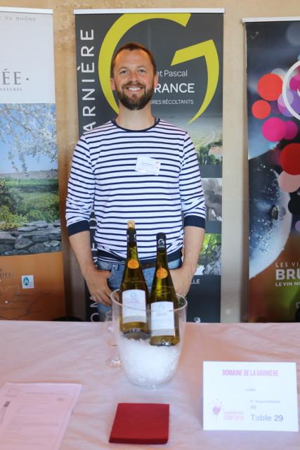Salon Foire aux Vins 2019 - Domaine de la Garnière
