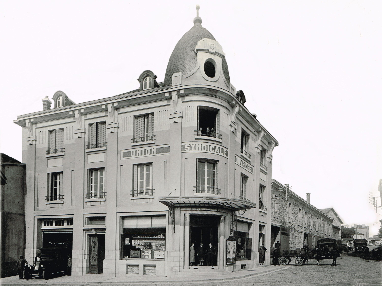 Union Syndicale Ouvrière siège St Junien