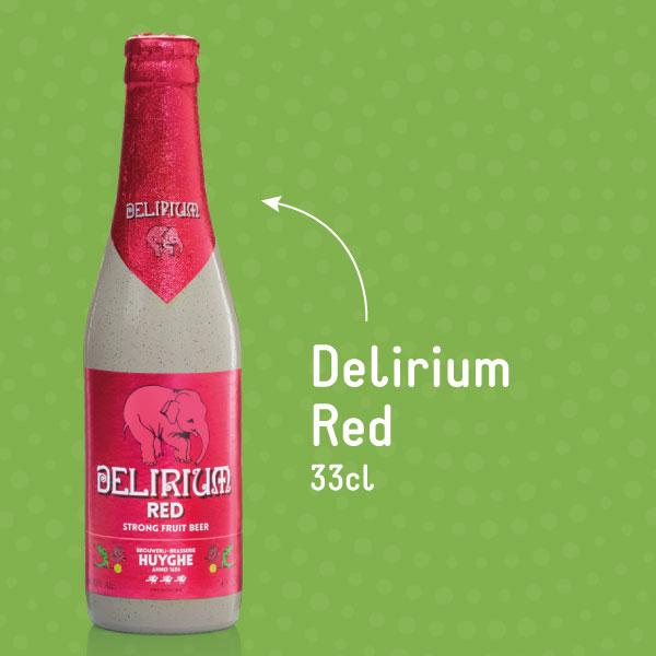 Bonnes affaires des coopérateurs / octobre-novembre 2020 : Delirium Red