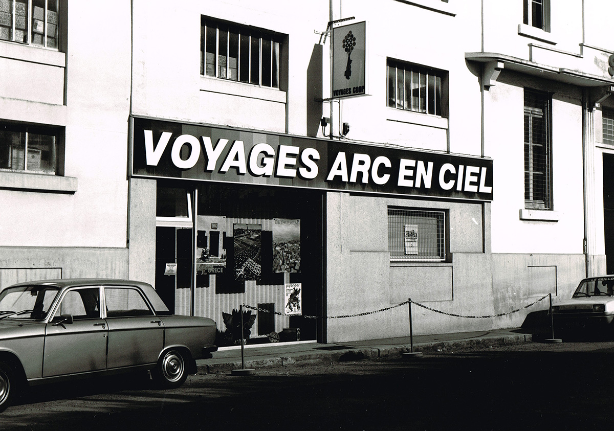 Voyages Arc en Ciel